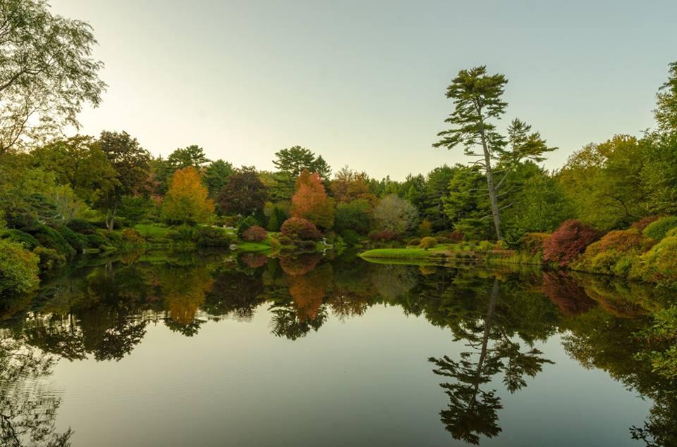 jardin botanique Maine